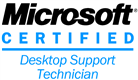 Microsoft Certified Desktop Support Technician